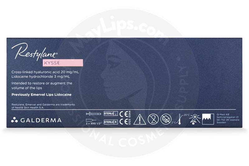 Buy Restylane Kysse Emervel Lips Lidocaine Online - Low Prices