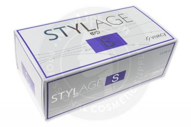 STYLAGE®  S 16mg/ml ml 2-0.8ml prefilled syringes