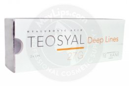TEOSYAL® DEEP LINES 1ml 2 pre-filled syringes