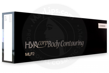 HYACORP BODY CONTOURING MLF2 10mL 1 pre-filled syringe