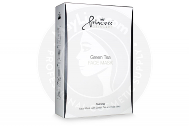 PRINCESS® SKINCARE GREEN TEA MASK