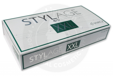 STYLAGE® XXL 2x1mL 26mg/ml 2-1ml prefilled syringes