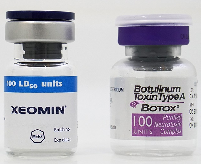 Similarities and Differences Between Xeomin Vs. Botox