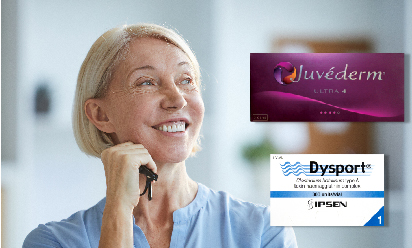 Similarities and Differences Between Dysport Vs Juvederm